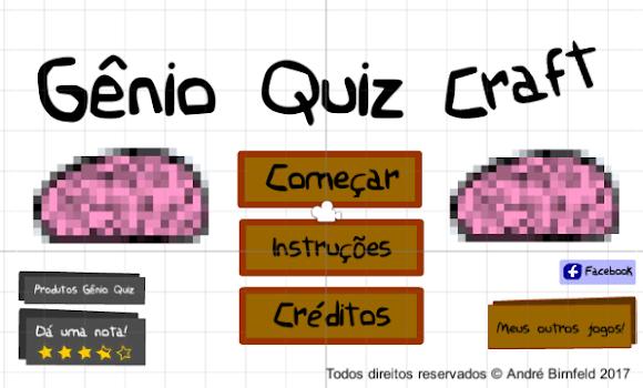 Genius Quiz Craft
