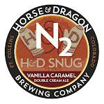 Horse & Dragon H&D Snug Vanilla Caramel Double Cream Ale - Nitro