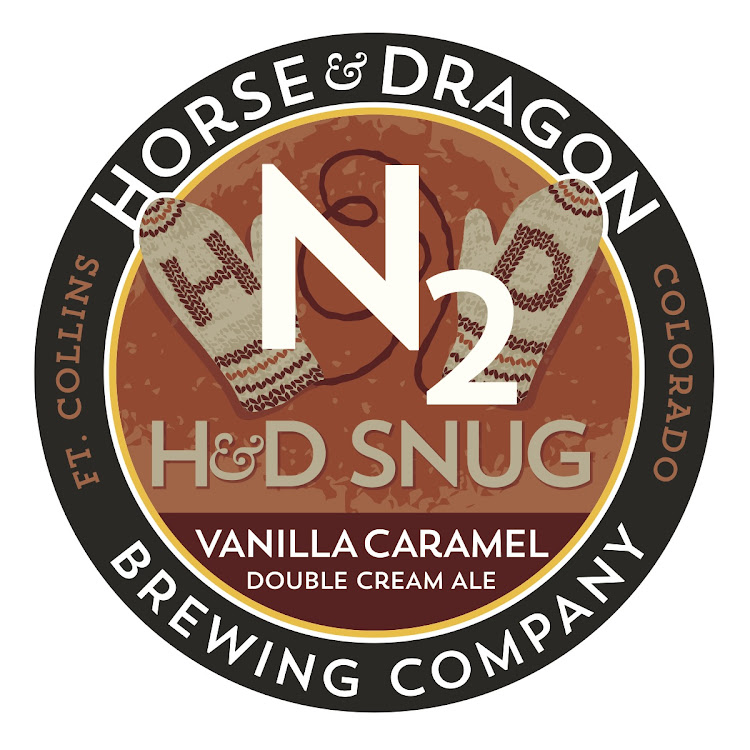 Logo of Horse & Dragon H&D Snug Vanilla Caramel Double Cream Ale - Nitro