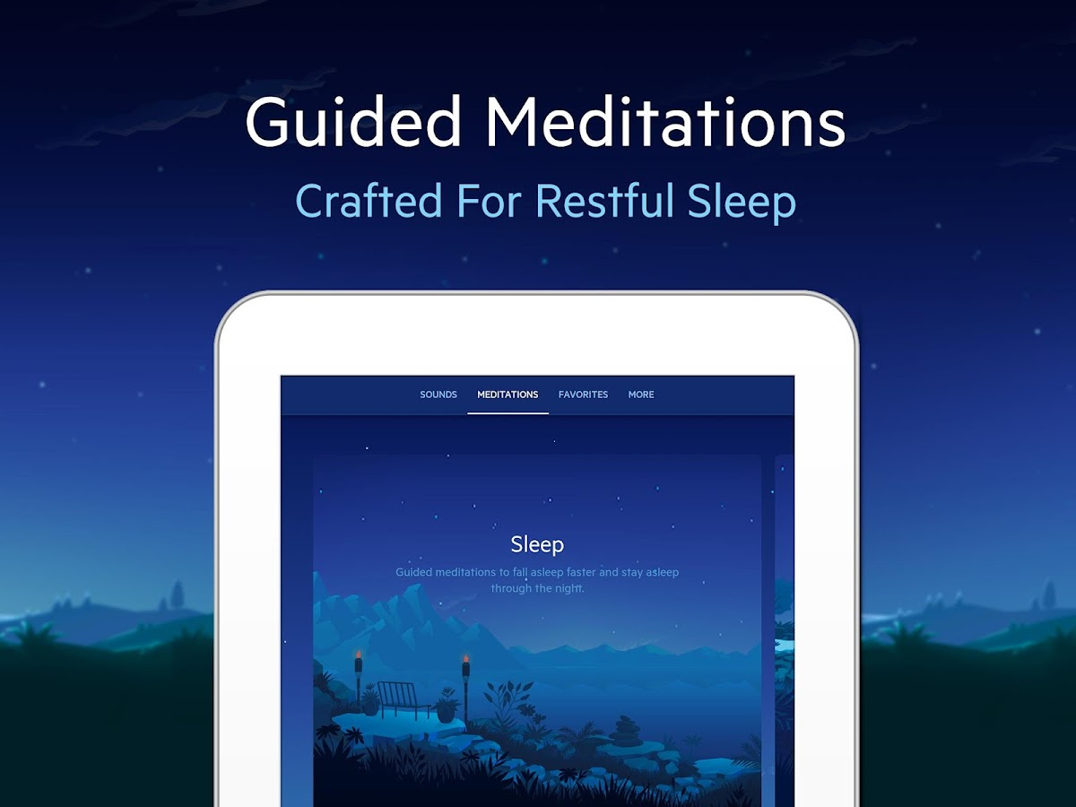 Relax Melodies: Sleep Sounds: captura de tela