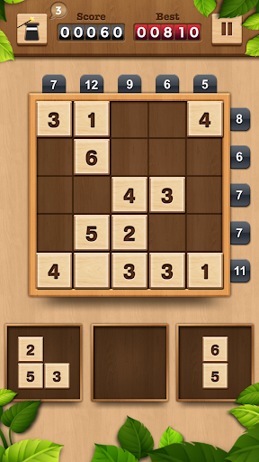 TENX - Wooden Number Puzzle Game 1.1.3 screenshots 5