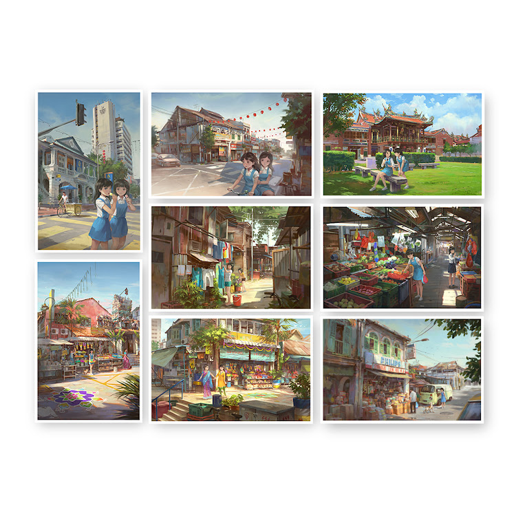 <loka made :Postcard Vol.5>