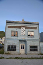 Photo: Dawson City: hier war früher echt was los