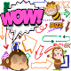 Amazing Monkey Sticker WAStickerApps Latest 2019 for PC-Windows 7,8,10 and Mac