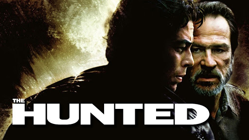 the hunted 2003 movie trailer