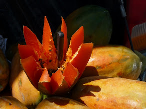 Photo: Papayas, Puebla