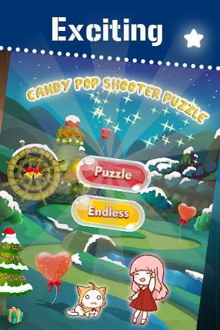 Candy Pop Shooter Puzzle