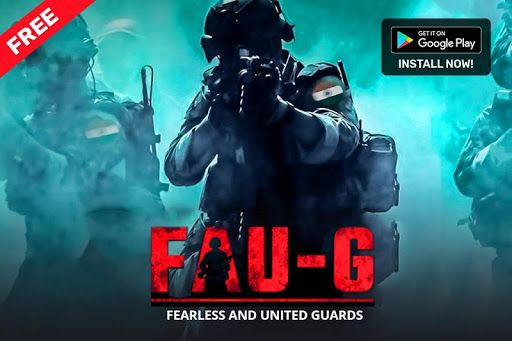 FAUG screenshot 1