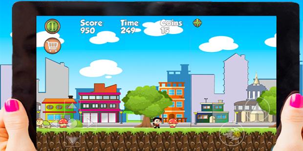 Mimi Peri Petualangan Kayangan for PC-Windows 7,8,10 and Mac apk screenshot 1