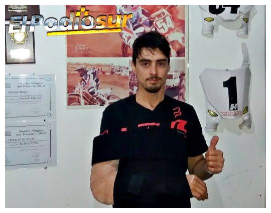 """""""Pollo"""" Burgos: con un ala herida pero con ganas de volver"""