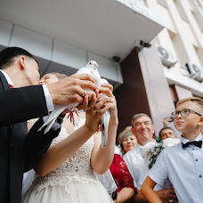 Wedding photographer Yuliya Grigoruk (yuliyagrigoruk). Photo of 21.08.2018