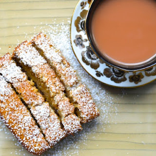Raisin Tea Cake.