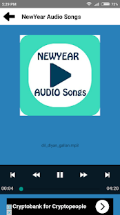 New Year Songs - náhled