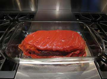 Easy Spicy Meatloaf