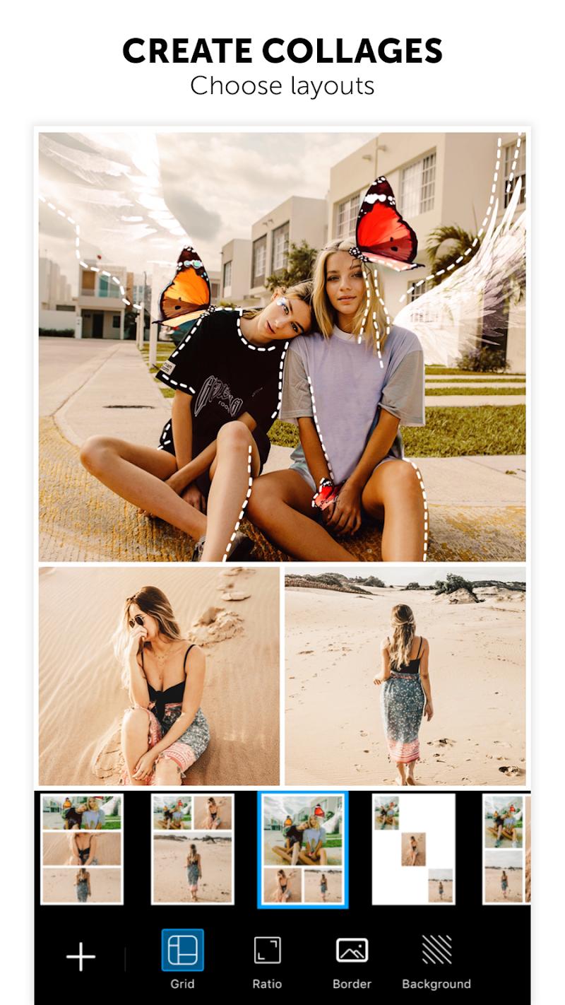 PicsArt Photo Editor: Pic, Video & Collage Maker Screenshot 3
