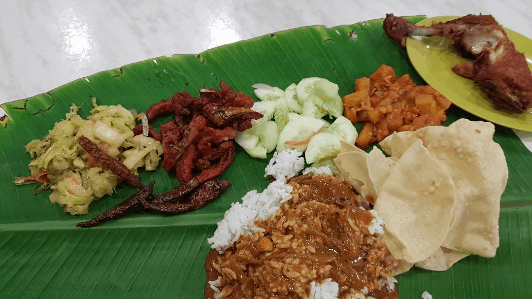 Best Banana Leaf in KL, kanna curry house