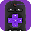 Remote for Roku Smart TV : Roku Remote Control icon