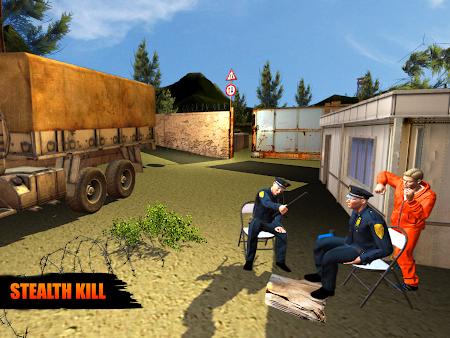Police Airplane Prison Escape 1.6 screenshot 1108701