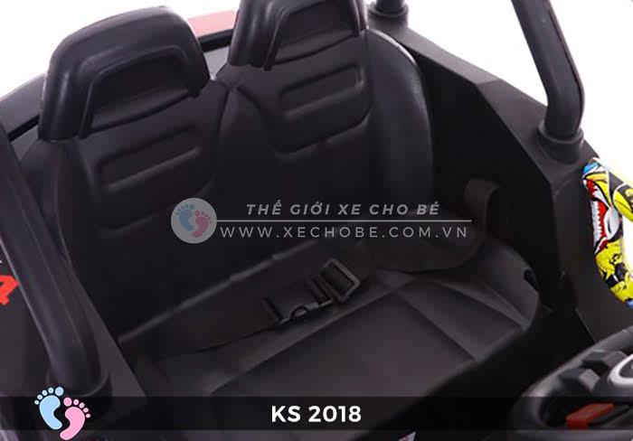 Ô tô điện trẻ em chạy điện KS-2018 11