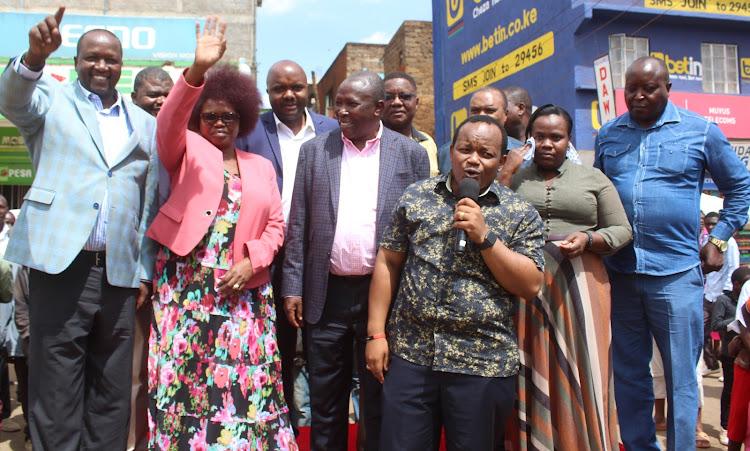 Image result for Tanga Tanga and Kieleweke groups