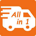 Courier Tracking - All In One icon