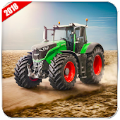Farming Tractor Cargo Transport Simulator 3D Android APK Download Free By Extreme Simulation Games Studio