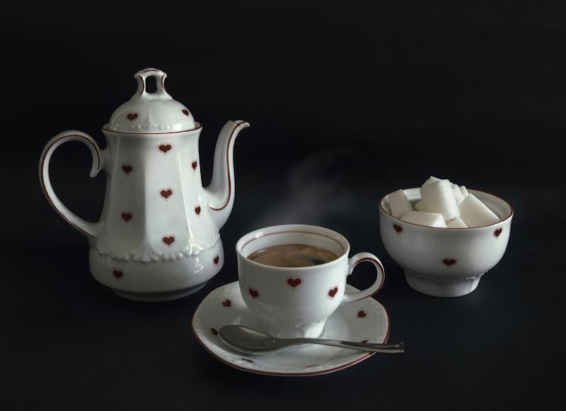 L'aroma di caffè si spande di Livius