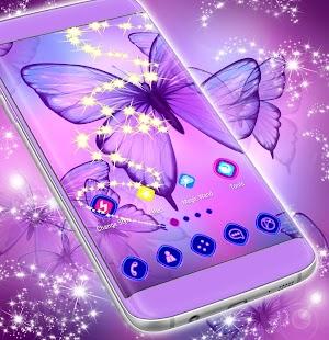 Zdarma 2017 Butterfly Launcher - náhled