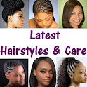 Latest Hairstyles & Care icon