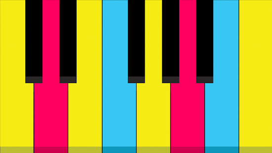 8-Bit Piano- screenshot thumbnail