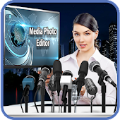 Media Photo Editor News Media Photo Frame 2018