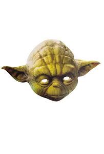 Pappmask, Yoda
