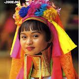 TAILANDIA-Mujeres jirafa