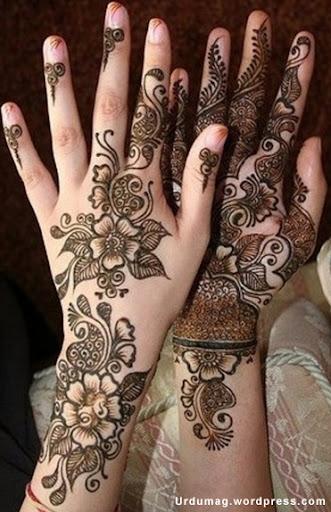 wedding tattoo with arabic henna tattoos gallery