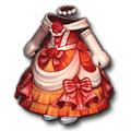 童話の姫様なドレス