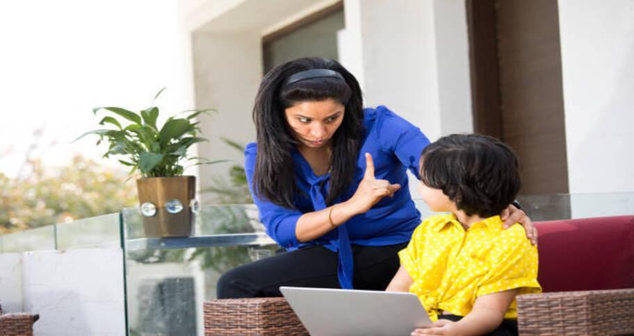 allowing them to make mistakes will build your child's confidence
