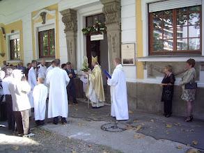 Photo: Megáldási ceremónia /5