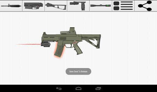 Weapon Builder Pro screenshot 16