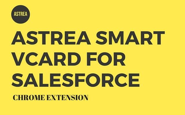 Smart vCard for Salesforce