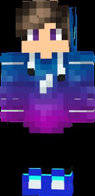 galaxy skin | nova skin