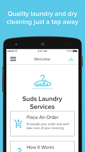 Suds Laundry Services