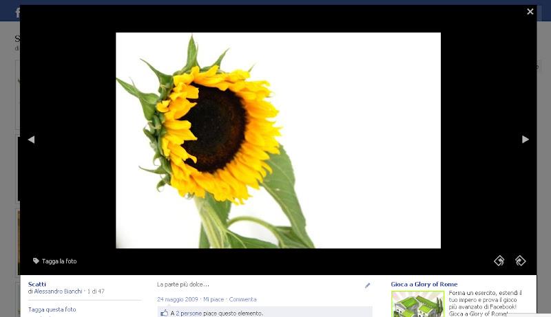 Come visualizzare le foto su Facebook col vecchio metodo