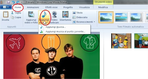 Come fare un video con Windows Movie Maker
