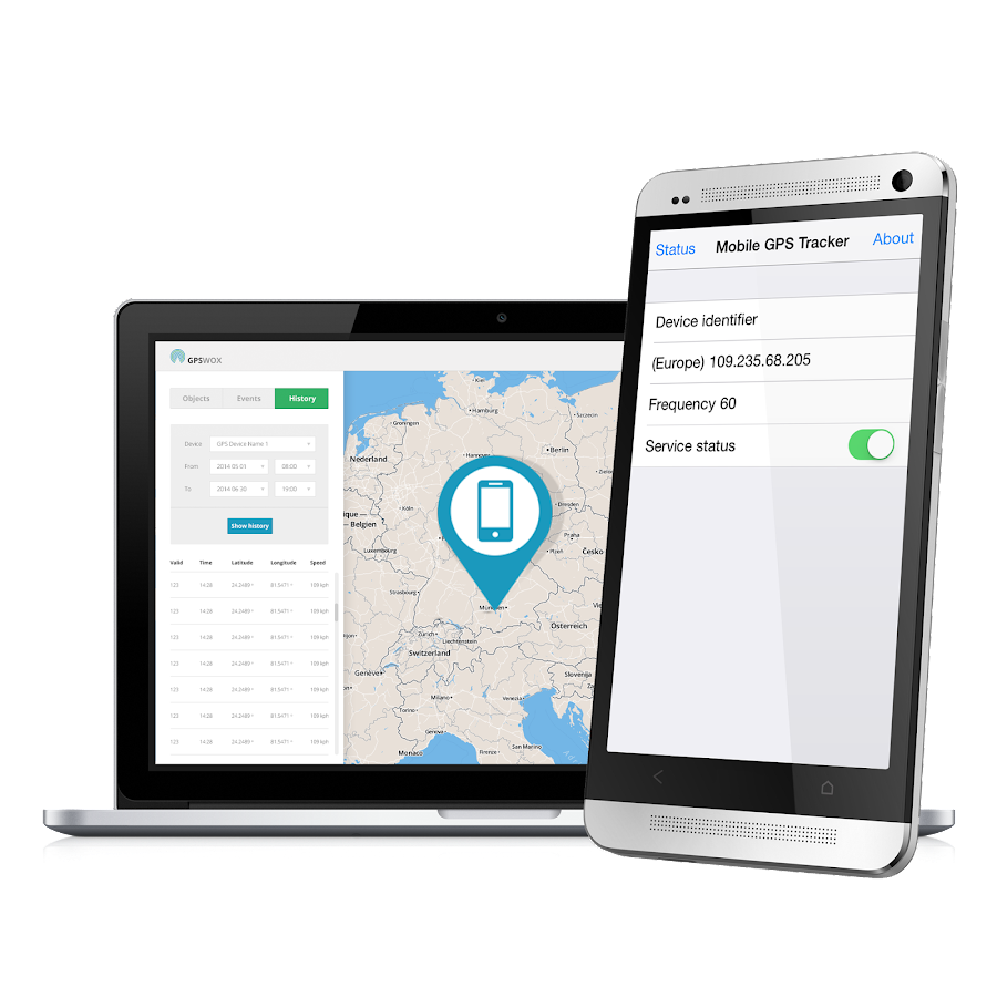 google mobile phone gps tracking