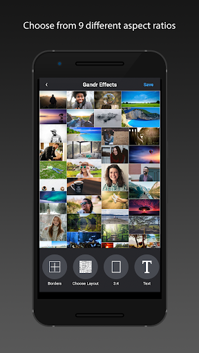 Gandr u2014 A photo collage maker without limits 1.3.12 screenshots 2