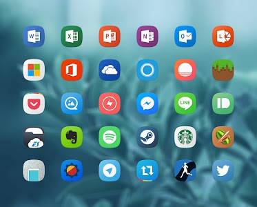 TouchWiz - Icon Pack v5.3.9