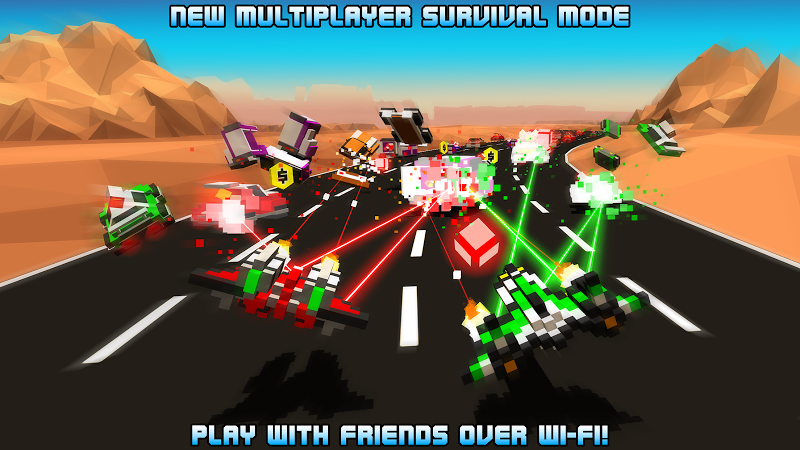 Hovercraft: Takedown v1.4.4 [Mod Money/Unlock]