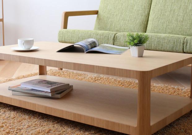 家具のプロがおすすめ!リビング用の20畳以上向けセンターテーブル【シンプルでおしゃれな一生モノ】