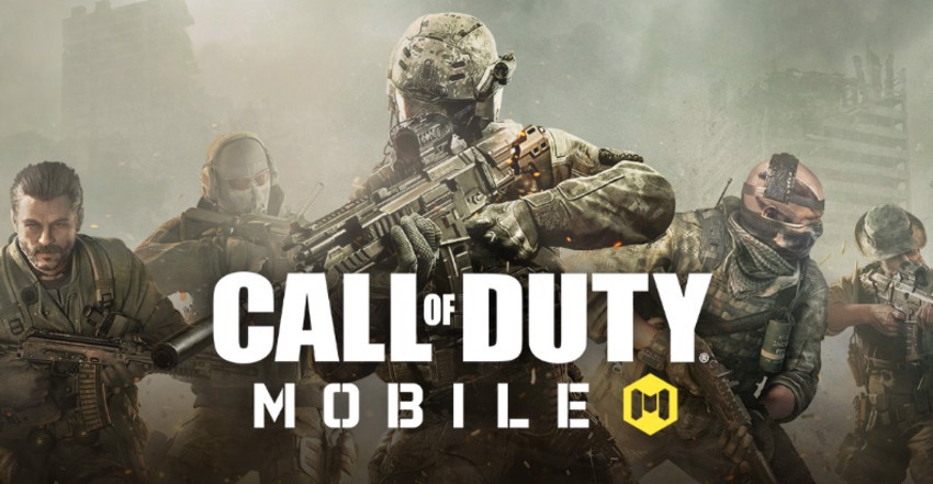 Online Mobile Games - Call of Duty Mobile