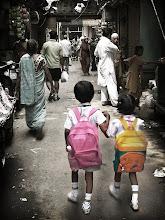 Photo: しゃてしゃて お風呂〜♪ photo at Delhi India